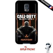 Coque Galaxy S5 Call Of Duty Black Ops 3 Nuketown