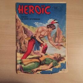 Heroic N�172 Kerwo La Mort Mysterieuse
