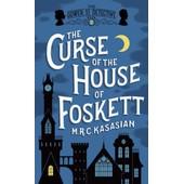 Curse Of The House Of Foskett de Kasasian