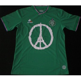 Maillot Foot Asse Saint-Etienne - Collector Rare Edition Limit�e 100% Neuf