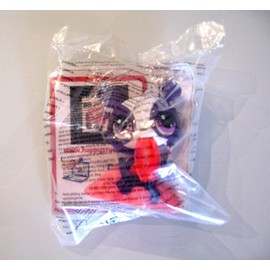 Jouet Little Pet Shop Panda Violet Penny Ling + Cartes (Happy Meal Mc Donald's 2013