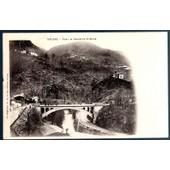 Cpa France - Auvergne - 63 Puy-De-Dome - Thiers : Pont & Chapelle Saint-Roch - Non Voyag�e