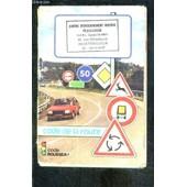 Code De La Route- Code Rousseau de COLLECTIF