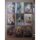 The Best Of Frazetta All Chromium Collector Trading Cards 1996