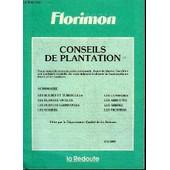 Conseils De Plantation - Florimon. de COLLECTIF