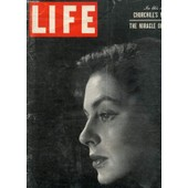 Life, International Edition, Vol. 6, N� 5, Feb. 1949 (Incomplet) (Contents: 1848. Life In A Drop Of Water. New York Beauties. Silent Interview, Fernandel. Williams College. Mr. Churchill On ... de COLLECTIF