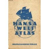 Hansa Welt-Atlas de MURIS PROF. DR.