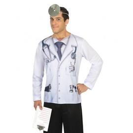 T-Shirt Docteur Homme, Taille M / L