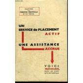 Un Service De Placement Actif, Une Assistance Accrue de MPIT