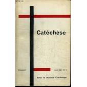 Catechese N�7 - Les Journ�es Nationales, La D�couverte Des Mentalit�s, La Cat�ch�se Face Aux Mentalit�s, ... de COLLECTIF