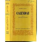 Calendau - Tome Ii De Al Collection Oeuvres Poetiques. / Texte Provencal-Francais de MISTRAL FREDERIC