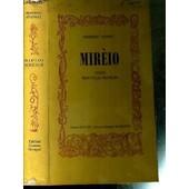 Mireio - Tome I De La Collection Oeuvres Poetiques. / Texte Provencal-Francais de MISTRAL FREDERIC