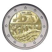 2 � Comm�morative Fr Dday 1944-2014