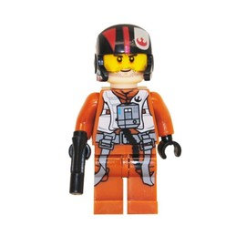 Figurine Star Wars - Poe Dameron