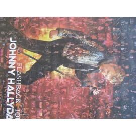 JOHNNY HALLYDAY AFFICHE FLASHBACK TOUR
