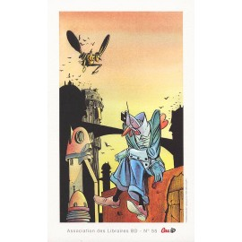Ex Libris Canal Bd 55 Horologium Lebeault