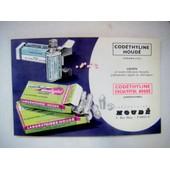 Buvard - Laboratoires Houd� - Pharmacie -