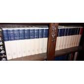Encyclopedia Universalis En 19 Volumes + 1 Thesaurus 1976
