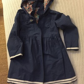 Impermeable Fille
