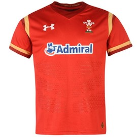 Maillot De Rugby Pays De Galles 2015/2016 Under Armour