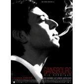 Gainsbourg (Vie H�ro�que) - V�ritable Affiche De Cin�ma - Format 40x60 Cm