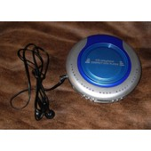 Walkman Cd Dynamic Super Bass Boost Marque Easyline Po8595