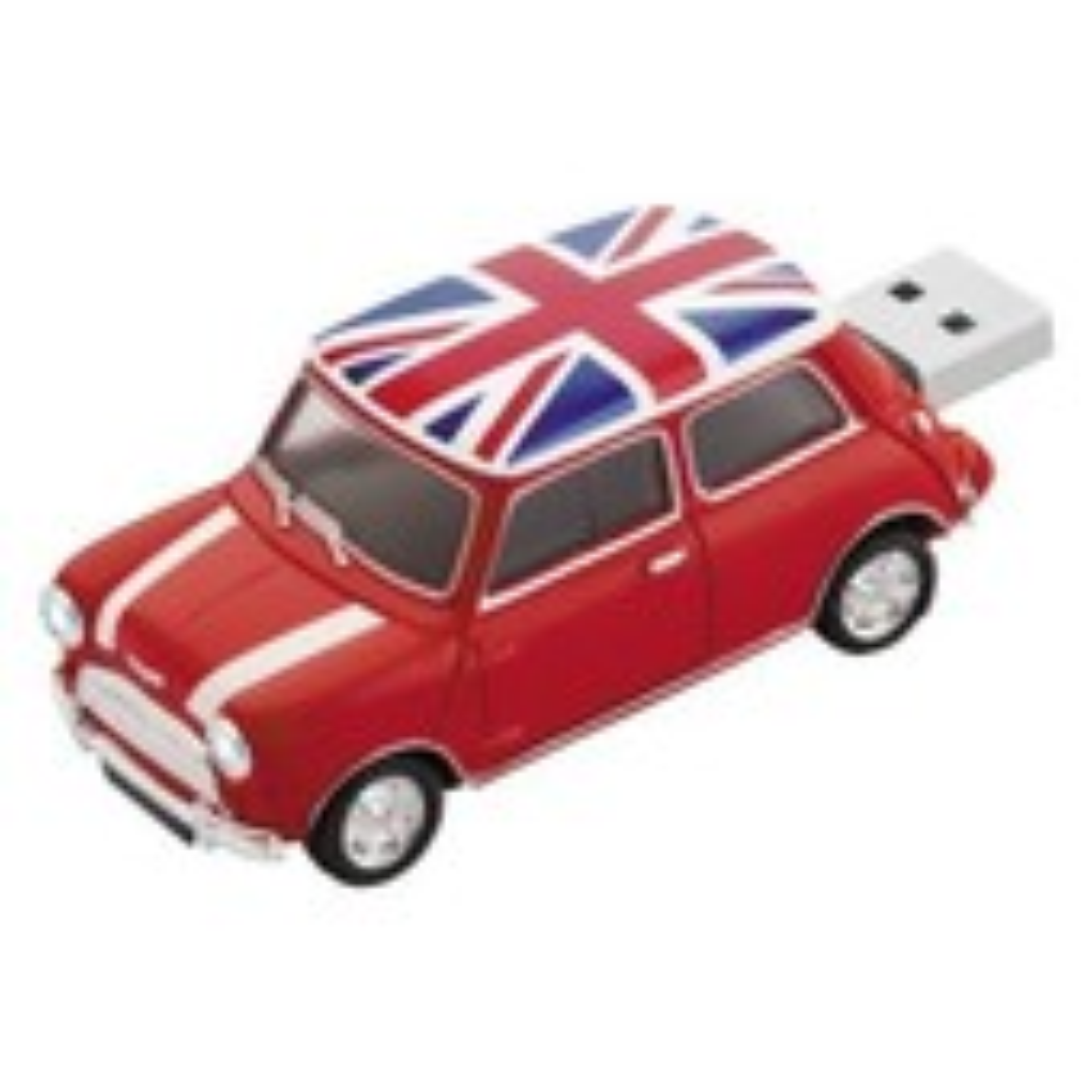 Cl� USB 8 Go - Austin Mini Cooper Retro vintage