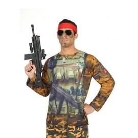 T-Shirt Militaire Homme, Taille M / L