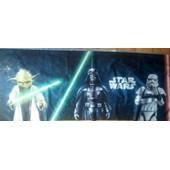 Kit D�co Star Wars (Silhouettes + Bande Tissu)
