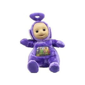 Peluche Teletubbies Tinky Winky Violet - 35 Cm