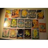 Lot De 20 Cartes Pokemon Topps - Toutes S�ries