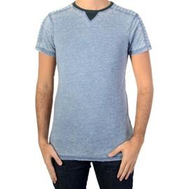 T-Shirt Japan Rags Davy Estate Blue 3230