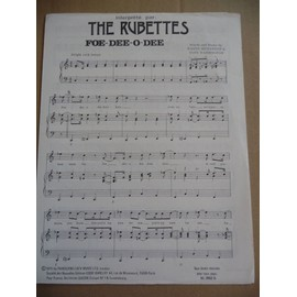 FOE-DEE-O-DEE The Rubettes