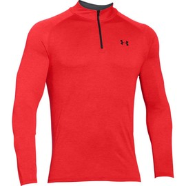 Under Armour Tech 1/4 Zip Tee-Shirt Manches Longues