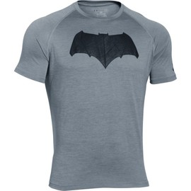 Under Armour Alter Ego Batman Tech Tee-Shirt Manches Courtes