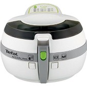 Tefal FZ 7010 ActiFry Hei�luft-Fritteuse wei�/grau