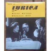 Lyrica - 5e Annee - N� 54 - Erik Satie, Die Soldaten, Martina Arroyo, Attila, Mai 1979. de Kiri Te Kanawa,Giacomo Aragall et Thomas Allen