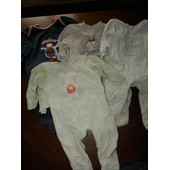 Lot De 13 Pyjamas La Halle, Mickey...