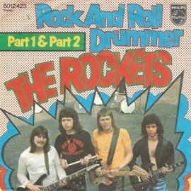 rock and roll drummer part 1 & 2
