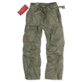 Pantalon Treillis Cargo Infantry Surplus Vintage Kaki