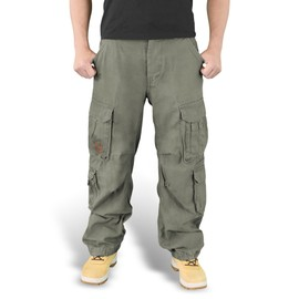 Pantalon Treillis Airborne Vintage Kaki Surplus S&t75