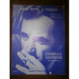 Nous irons à Verone Charles Aznavour