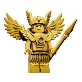 Figurine Lego� Serie 15 : Guerrier Volant