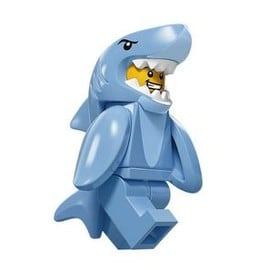 Figurine Lego� Serie 15 : Homme-Requin
