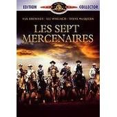 Les Sept Mercenaires - �dition Collector de John Sturges