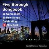 Five Borough Songbook - Berg