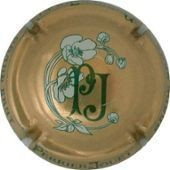 Capsule De Champagne Perrier Jouet - Pj - P J - Fond Or - Grand Brut