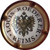Capsule Muselet Champagne Louis Roederer Reims