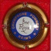 Capsule Muselet De Champagne Pommery Brut Royal Reims