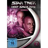 Star Trek Ds9 S7 Mb de Nana Visitor,Avery Brooks